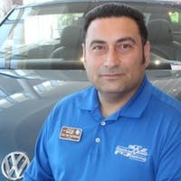 Cem (Jim) Baydemir at Jim Ellis Volkswagen Kennesaw