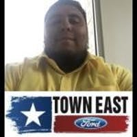 Melvin Martinez at Town East Ford