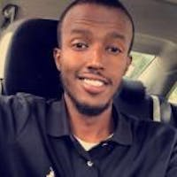 Abdul Farah at Luther Brookdale Toyota