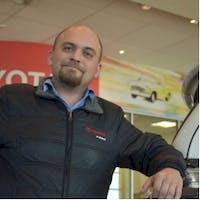 Kyle Bachman at Toyota of Midland