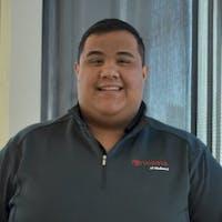 Christian Carrasco at Toyota of Midland