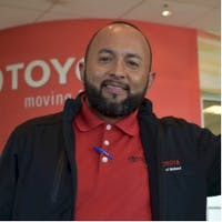 Rudy Lopez at Toyota of Midland