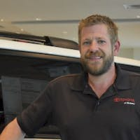 Matt Shores at Toyota of Midland