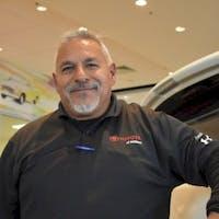 Daniel Renteria at Toyota of Midland