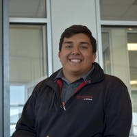 Brandon  Granado at Toyota of Midland