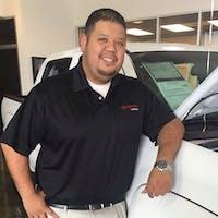Herman Cabezuela at Toyota of Midland