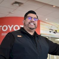 Carlos Garcia at Toyota of Midland
