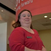 Shara Walker at Toyota of Midland