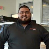 Cody Alvarado at Toyota of Midland