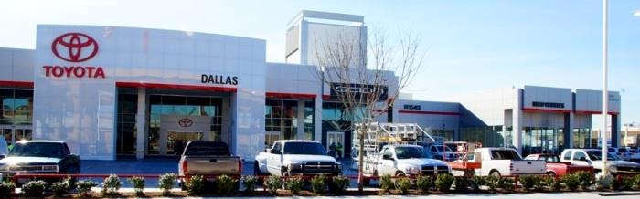 Toyota of Dallas, Dallas, TX, 75234