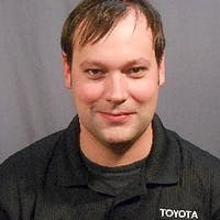 Cass Cupp at Toyota of Des Moines - Service Center