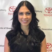 Marina Stefano at Toyota of Greensburg