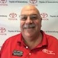 John Sewchek at Toyota of Greensburg