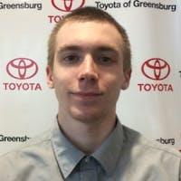 Ryan Halterman at Toyota of Greensburg
