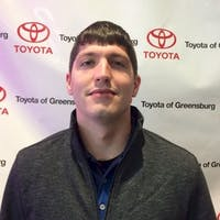 Rudie Policz at Toyota of Greensburg