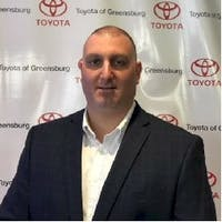 Brian Moore at Toyota of Greensburg