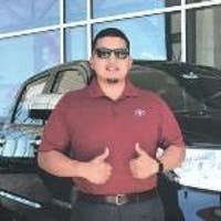 Miguel Aviles at Toyota of Irving
