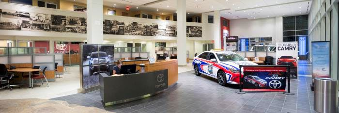 Toyota of Irving, Irving, TX, 75062