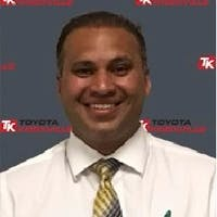 Nitin Vaswani at Toyota Knoxville