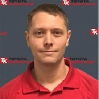 Barry Amole at Toyota Knoxville - Service Center