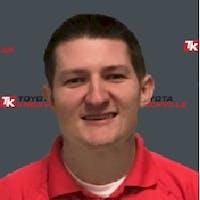 Quinton Chittum at Toyota Knoxville - Service Center