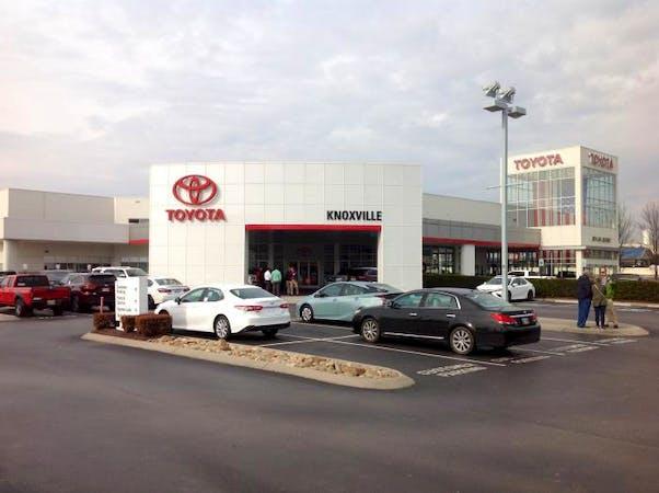 Toyota Of Knoxville >> Toyota Knoxville Toyota Used Car Dealer Service Center