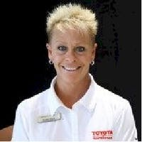 Robin Clark at Toyota of Naperville - Service Center