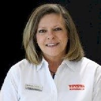Elizabeth Squires at Toyota of Naperville