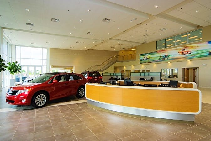 Toyota of Naperville, Naperville, IL, 60540