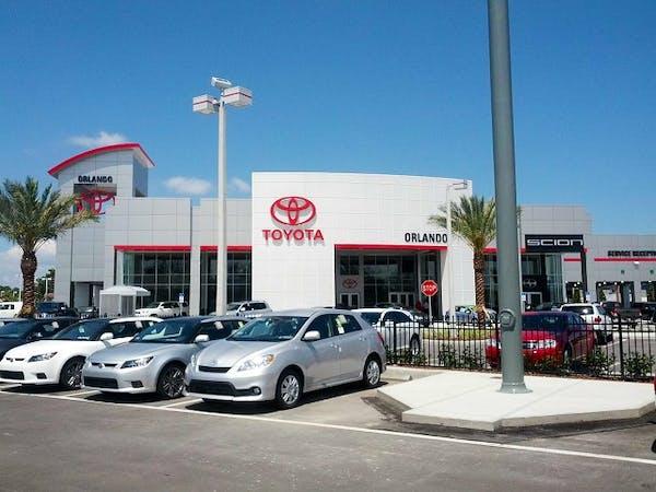 Toyota of Orlando, Orlando, FL, 32811