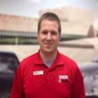 Travis Watters at Toyota of Plano
