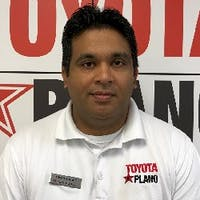Adnan Yousuf at Toyota of Plano