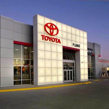 Toyota of Plano - Service Center, Plano, TX, 75093