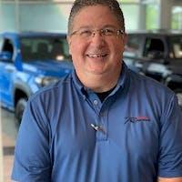 Jonathan Glasscock at Toyota of Richardson - Service Center