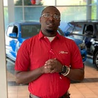 Jerry  Purnell at Toyota of Richardson