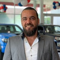 Talal Harb at Toyota of Richardson