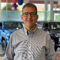 Mohamed Eddib at Toyota of Richardson