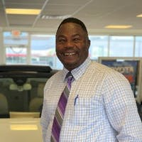 Sam Obazee at Toyota of Richardson