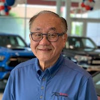 Joe Thai at Toyota of Richardson