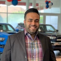 Shervin Razmgir at Toyota of Richardson