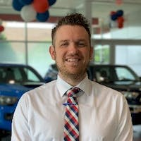Sean Russell at Toyota of Richardson