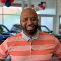 Ramsey Lampkin at Toyota of Richardson