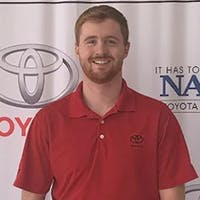 Jeffrey Smith at Nalley Toyota of Roswell