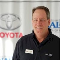 Vance Fite at Nalley Toyota of Roswell