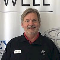 Kevin  Smith at Nalley Toyota of Roswell