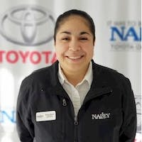 Nicole Reyes at Nalley Toyota of Roswell