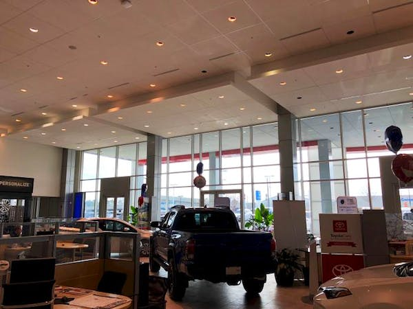 Nalley Toyota of Roswell, Roswell, GA, 30076