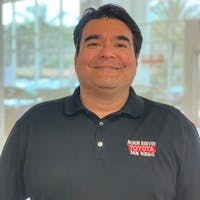 Mike Gawat at Norm Reeves Toyota San Diego