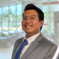 Tony Nguyen at Norm Reeves Toyota San Diego