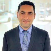 Abdul Fawad at Norm Reeves Toyota San Diego